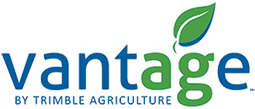 Vantage by Trimble Agriculture logo